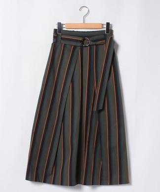 【HOOCHIE COOCHIE】ストライプスカート