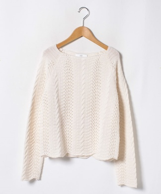 【ALLUDE】セ-タ-