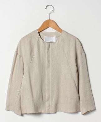 【FIL BLANC】ノーカラージャケット