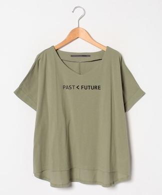 【TRANOI】ロゴTシャツ