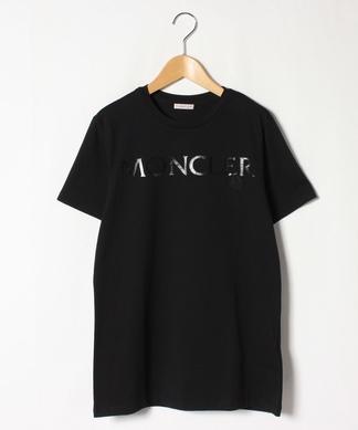 コットン素材ロゴTシャツ