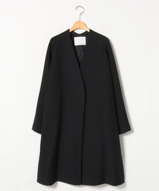 【HOOCHIE COOCHIE】ノーカラーコート