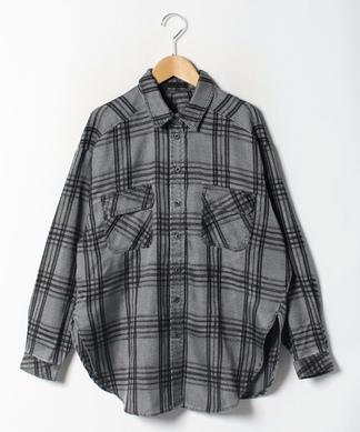 【framingo firm】チェックシャツ