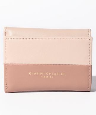 【GIANNI CHIARINI】三つ折り財布