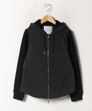 中綿切り替えジャケット