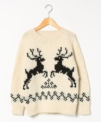 【PERU KNIT】セーター