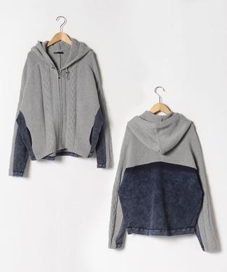 【PAULINE BLEU】セーター