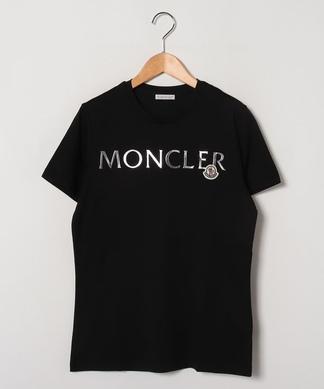 【MONCLER】半袖ロゴTシャツ