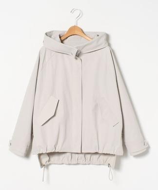 フーデットジャケット