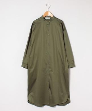 ロング丈長袖シャツ