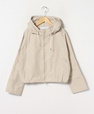 【Lallia Mu】ジップアップジャケット