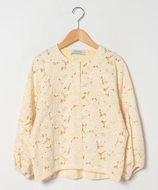 フラワーレースジャケット