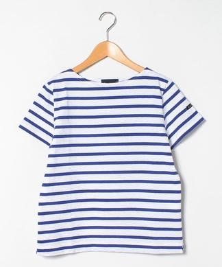 【Le Minor】ボーダー柄Tシャツ