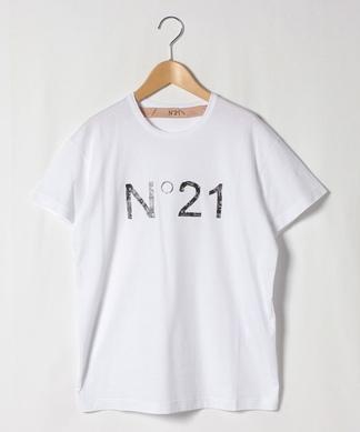 【N21】ブランドロゴTシャツ