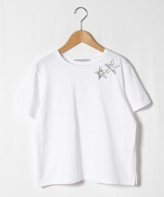 スタービジューTシャツ