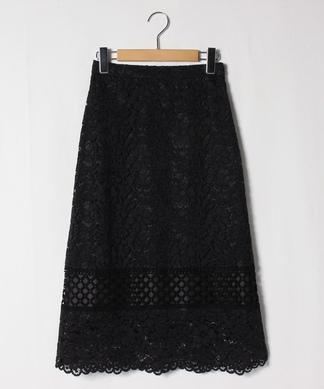 【PASSIONE】レースタイトスカート