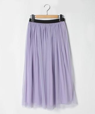 【DOLLY-SEAN】ロングチュールスカート