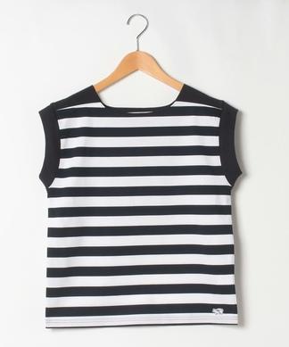 ワイドボーダーTシャツ