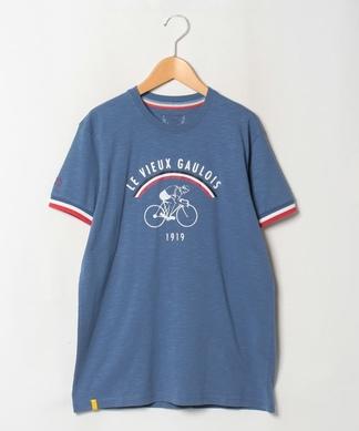 トリコロール半袖Tシャツ