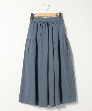 【Front yard】ギャザーマキシスカート