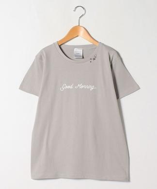 【CHONO】ロゴプリントTシャツ