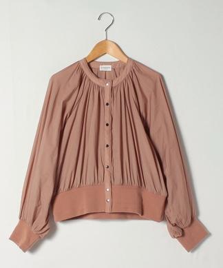 【ara・ara】ギャザータックジャケット