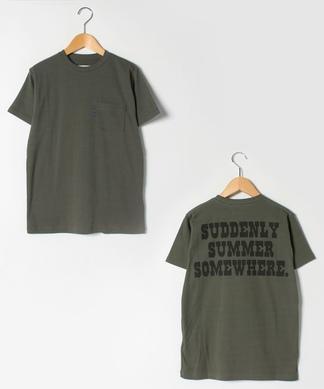 【MADISONBLUE】ロゴTシャツ
