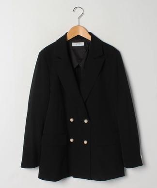【KAORU YONEYAMA】ダブルブレストジャケット