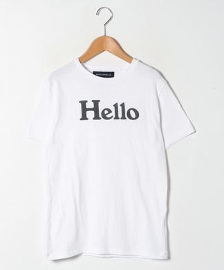 【MADISONBLUE】ロゴプリントTシャツ