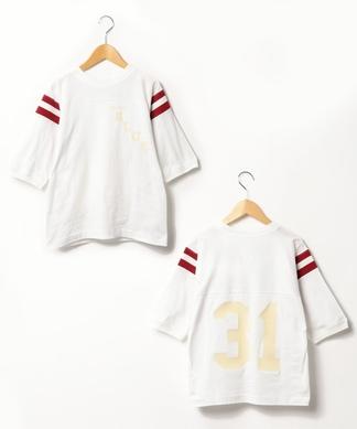 【MADISONBLUE】5分袖Tシャツ