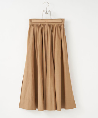 【NEMIKA×T.】スリット入りロングスカート