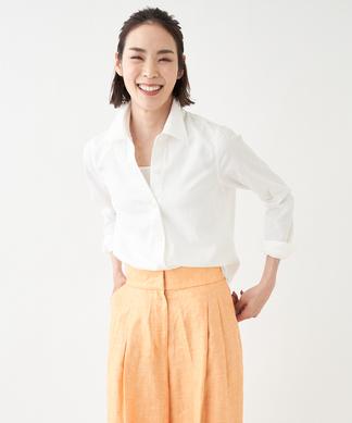 【NEMIKA×T.】コットンシャツ