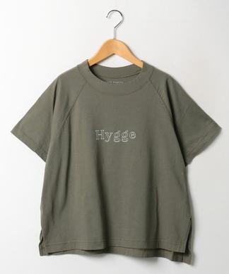 【UPPER HIGHTS】ラグランロゴTシャツ