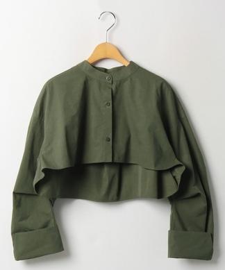 クロップドジャケット