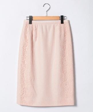 【セットアップ対応商品】レースタイトスカート