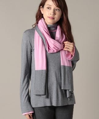【エクラ11月号掲載商品】シルク×カシミヤセーター