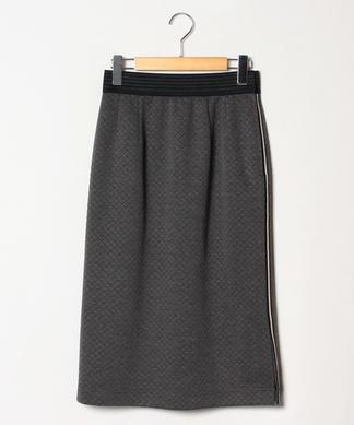 【セットアップ対応商品】サイドラインタイトスカート