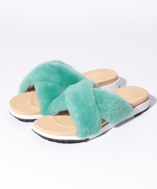 【EMU】シープファーサンダル