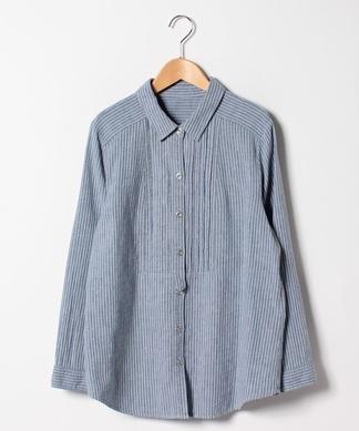 【Lサイズ企画】ストライプシャツ