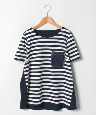 【Lサイズ企画】ボーダーTシャツ
