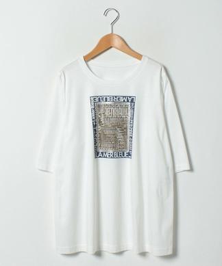 【Lサイズ企画】ロゴTシャツ