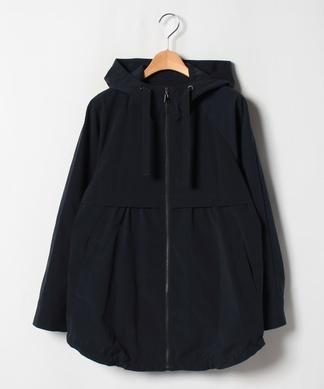 ポーチ付フードジャケット