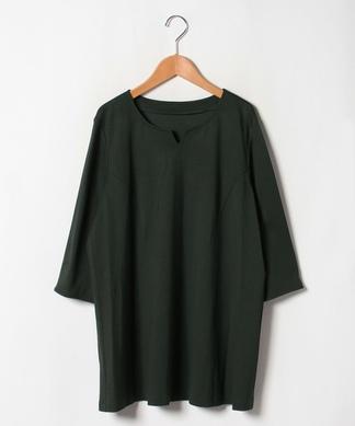 【Lサイズ企画】クロップドスリーブプルオーバー
