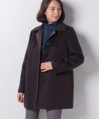 ベーシックミドル丈コート