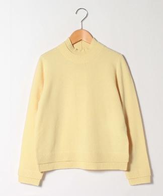 ダブルハイネックセーター