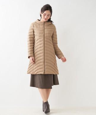 【特別提供品】中わたキルトコート
