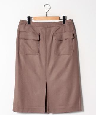 【特別提供品】ポケット付きタイトスカート