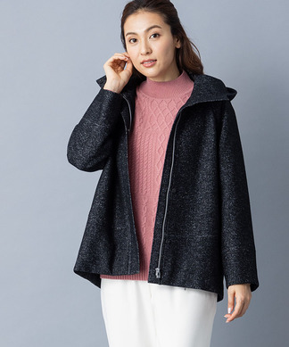 【特別提供品】スタンドフーデットジャケット