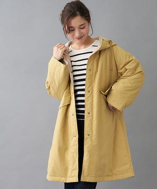 【特別提供品】モッズ風ロングコート