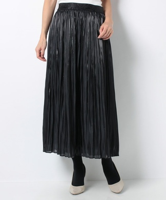 【特別提供品】ふんわりプリーツスカート